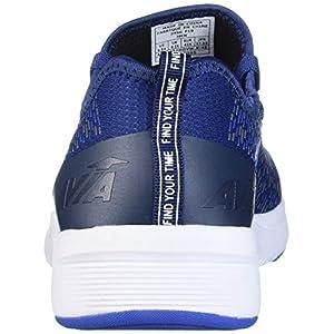 Avia Men's Avi-Cross Sneaker, Medieval Blue/Strong Blue/New Titanium, 7 4E US