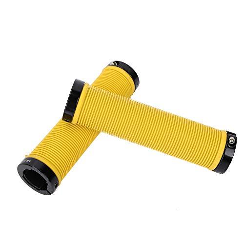 VGEBY Fiets Stuur Grips Cover, Anti-slip Lock Op Fiets Handvat Grips Cover voor Mountainbike Fietsen Accessoire