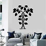 Vinilo Adhesivo de pared ADN Árbol genealógico de la vida Espiral...