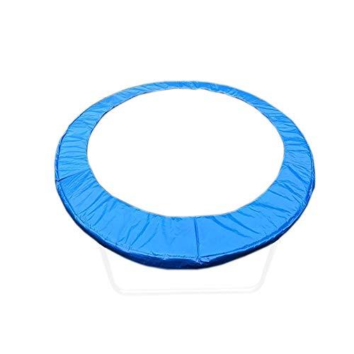 Zhongchuang Cubierta de Proteccion Borde Cama Trampolines Trampolín PE de 6 pies de Grosor, Resistente a los Rayos UV, Resistente al desgarro, Piezas de reemplazo de trampolín Impermeables