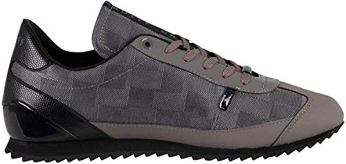Cruyff de los Hombres Zapatillas de Cuero Montanya