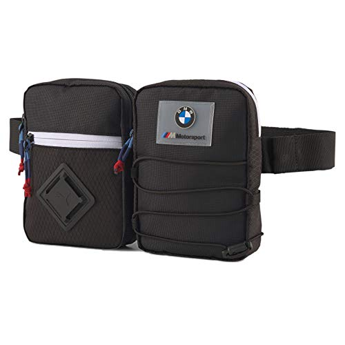 PUMA x BMW M Motorsport Utility Sling Belt Waist and Shoulder Pack Bag