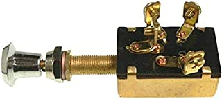 DB Electrical SSW2801 Marine Push Pull Switch