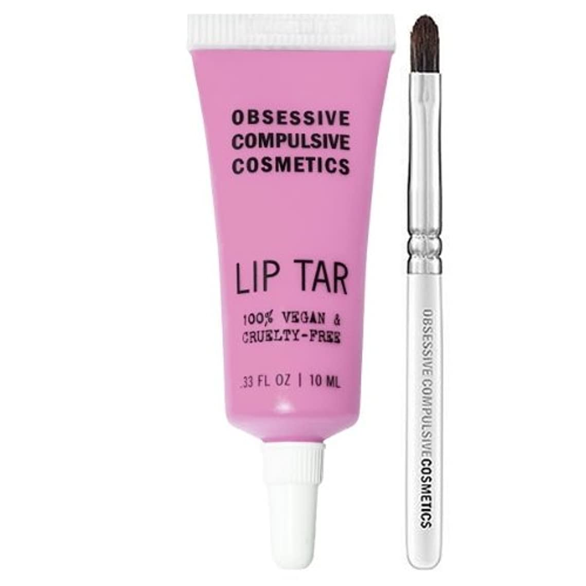 まともな想像力豊かなロックOBSESSIVE COMPULSIVE COSMETICS Matte Lip Tar - Narcissus (並行輸入品)