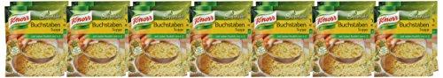 Knorr Suppenliebe Buchstaben Suppe, 14 x 3 Teller - 5