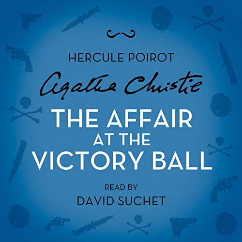 The Affair at the Victory Ball cover art