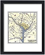Media Storehouse Framed 20x16 Print of Washington DC During The Civil War (5879756)