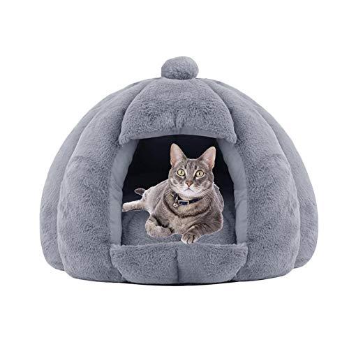 househome Kennel - Cama para Mascotas de otoño e Invierno, cálida, para Gatos y Perros