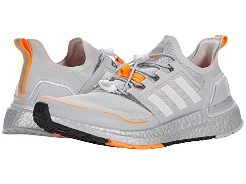 adidas Running Ultraboost Cold.RDY Grey Two/Footwear White/Signal Orange 8 D (M)