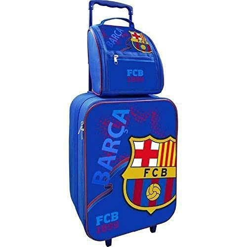 Maleta y neceser FC Barcelona