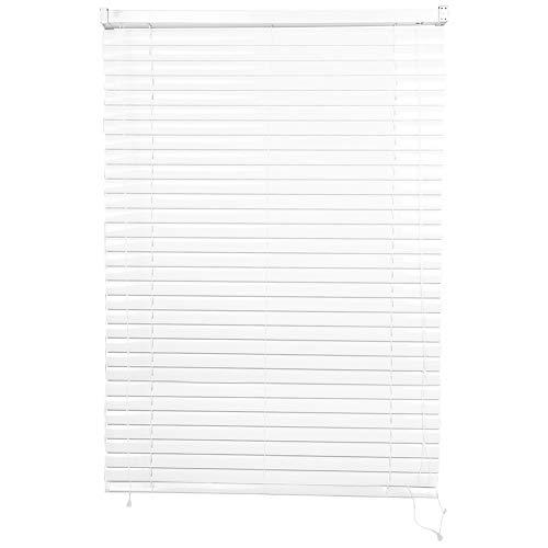 Zoternen jaloezie, aluminium jaloezie, verduisterend rolgordijn voor ramen en deur, ademend, eenvoudig te installeren, 120 × 150 cm
