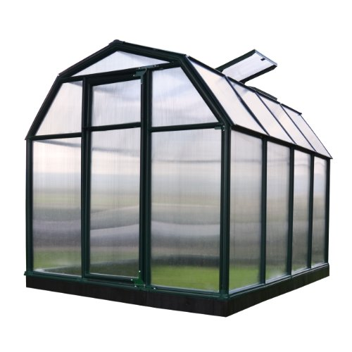 Rion EcoGrow 2 Twin Wall Greenhouse, 6' x 8'