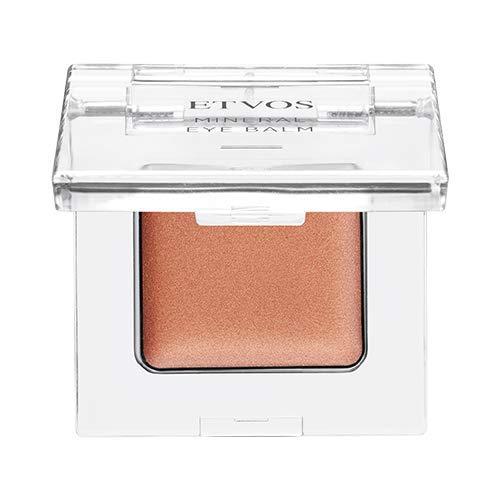 ETVOS(エトヴォス) アイシャドー/ベース ミネラルアイバーム 1.7g クリーム/下地 敏感肌 #シナモンオレンジ