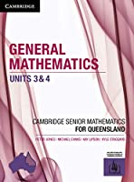 CSM QLD General Mathematics Units 3 and 4 Front Cover