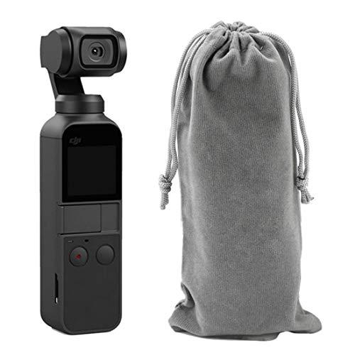 WEIZQ Borsa Portatile con Cordino Storage Bag Organizer per DJI Osmo Pocket Gimbal Camera
