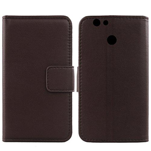 Gukas Design Echt Leder Tasche Für Blackview E7 E7S 5.5
