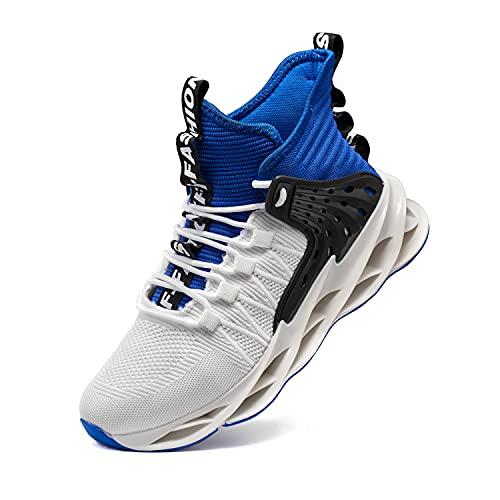 VcnKoso Scarpe da Corsa su Strada Ginnastica ScarpeCasual Basket Scarpe Atletica Leggere Outdoor...