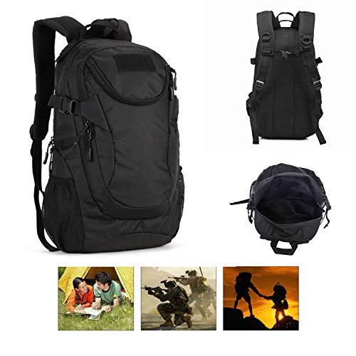 Generic OL Bag Assault Molle Pack Stude 25L Militaire Tactical 25 L Pack Stude Ctical Bac Sac à Dos Etanche Ta School Bag