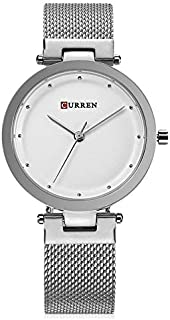 Curren Casual Watch For Women Analog Stainless Steel - 9005