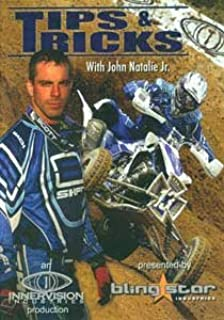 TIPS & AND TRICKS WITH JOHN NATALIE JR ATV RACING QUAD 450
