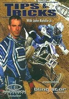TIPS & AND TRICKS WITH JOHN NATALIE JR ATV RACING QUAD 450