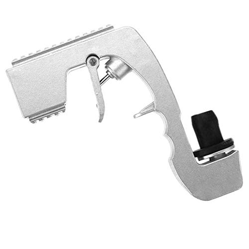 Pistola de champán – Dispensador de vino para vaporizador de botella – Spray Bubbl y Blaster Squirt – Eyector de botella de champán eficaz para herramienta de barra de caja de noche de Noza