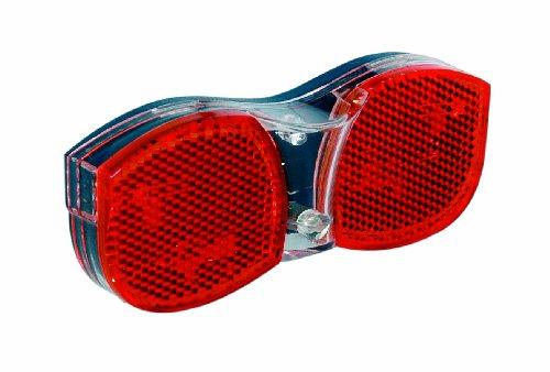 Büchel LED Rücklicht Avenue, schwarz, 50010