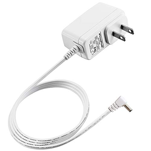 PLUSPOE for Summer Infant 29190A 29000 29000A 28650A Baby Monitor Charger Power Cord Replacement Adapter Supply Compatible with Monitor and Camera, More with 28630 29240, DC 7.5V 6.0Ft