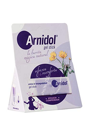 ARNIDOL GEL STICK 15 ML + BOTELLA DE REGALO