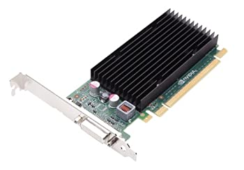 NVIDIA NVS 300 by PNY 512MB GDDR3 PCI Express Gen 2 x16 DMS-59 to Dual DVI-I SL or VGA Profesional Business Graphics Board VCNVX300X16-PB
