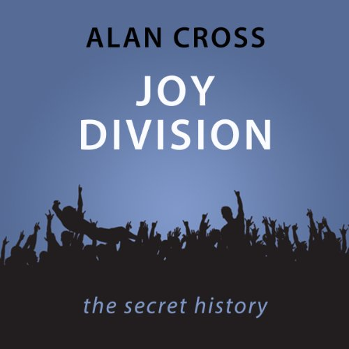 Joy Division audiobook cover art