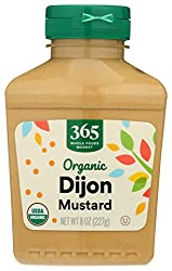 365 by Whole Foods Market, Organic Mustard, Dijon, 8 Ounce