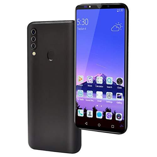 M30 6.0 Pulgadas Smartphone 512M + 4Gb ROM Dual Sim Teléfono móvil Desbloquear teléfono Teléfono Inteligente Alto Rendimiento - Negro