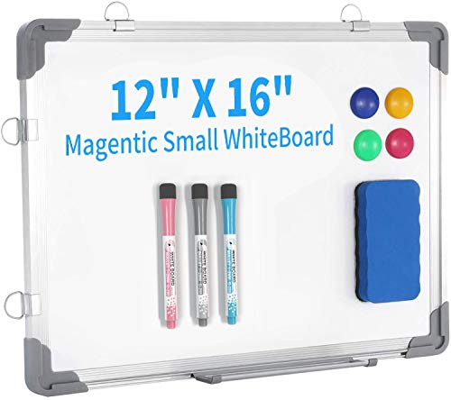 (50% OFF) 16″x12″ White Board W/ Supplies $8.00 – Coupon Code