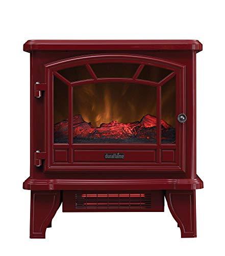Duraflame Electric DFI-550-38 Infrared Quartz Fireplace Stove Heater, Cinnamon