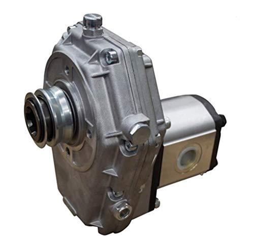 Caja de cambios hidráulica PTO y conjunto de bomba grupo 3, 43cc, 81.27 l/min, presión 160