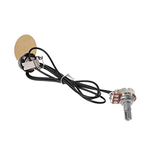 Dabixx Piezo Transducer Pickup Versterker voor Gitaar Viool Ukulele Banjo Sigarendoos