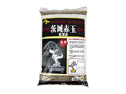 Akadama hard quality Ibaraki 5/10 mm (c.ca 10 kg - 14 lt), per bonsai