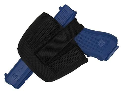 King Holster Slide Belt Retention Holster fits H&K HK 45   USP   VP9   VP40   P30   P2000   Mark 23