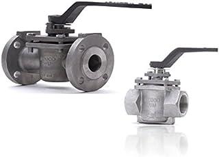 NORDSTROM 114 Manual Steel Plug Valve 1//2IN NPT D661703