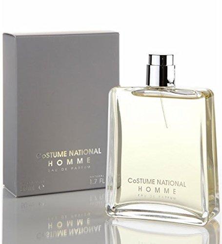 Costume National hombre eau de parfum 1.7oz./50ml new in box