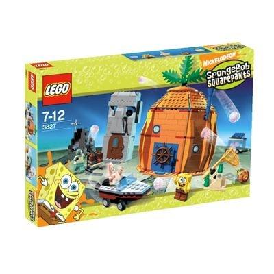 LEGO Bob Esponja 3827