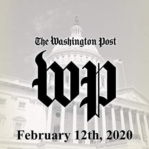 February 12, 2020 copertina