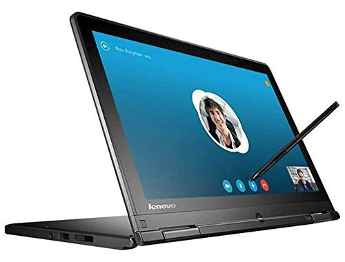 Lenovo ThinkPad Yoga S1 | Intel i5 | 2 x 2.3 GHz | 8 GB | 240 GB SSD | 12.5 Zoll | Full HD 1920x1080 Touchscreen IPS | Web Cam | Windows 10 | 5S1 Mobiles Business Notebook (Generalüberholt)