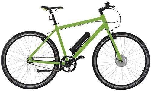 Bici elettrica Ibrida Mens Bicicletta 28' Ruote a pedalata assistita Mountain Bike for Adulti, for la Corsa Sport all'Aria Aperta Ciclismo Work out e Il pendolarismo