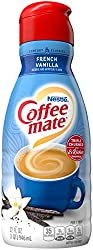 COFFEE MATE French Vanilla Liquid Coffee Creamer 32 fl. oz. Bottle