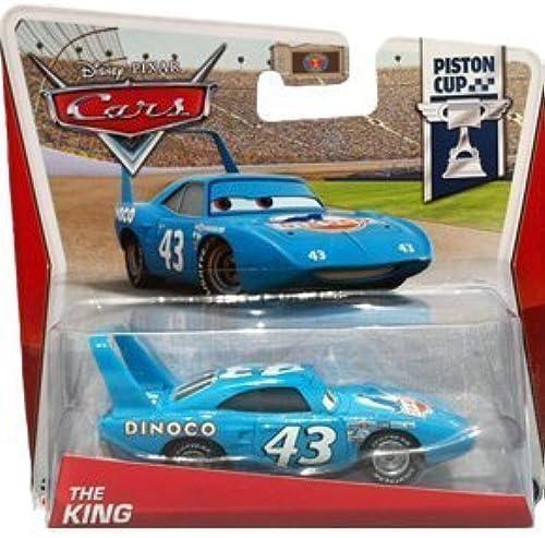en stock Disney Disney Disney Cars Piston Cup the King by Mattel  respuestas rápidas