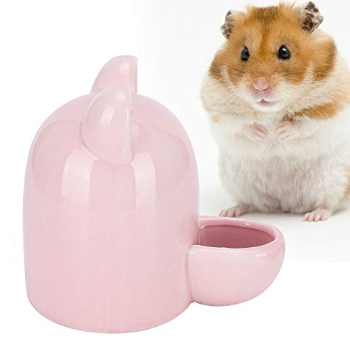Tabpole Pet Keramik Wasserspender für Hamster, Igel, Eichhörnchen, 250 ml