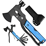 Oraneyun Multitool Camping Accessories, Survival Gear Outdoor Multi Tool, Gifts for Men Wo...