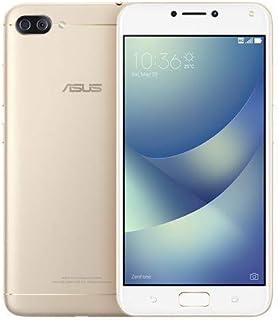 Asus ZC554KL 5.5 Inch Asus Zenfone 4 Max ZC554KL Dual SIM - 32GB, 3GB RAM, 4G LTE, Sunlight Gold - Gold